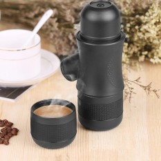 MOYEAH Mini Manual Hand Operated Portable Espresso Coffee Maker Machine for Home Office Travel - intl