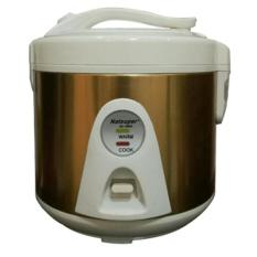 Rice Cooker Natsuper - Magic Com Kecil - Magicom Mini 1 Liter - Rice Cooker Mini Natsuper - Magic Com Murah