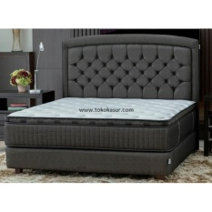 Spring Bed Uniland Latex Pocket Signature Tanpa Divan/Sandaran 160x200