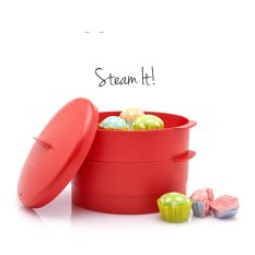 Tupperware Steam It - 2 Susun - KUKUSAN / STEAMER