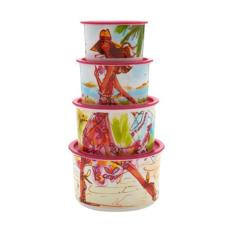 Tupperware Belle Set Canister