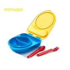 Tupperware Kiddos Lunch Box Tempat Bekal Anak Unisex