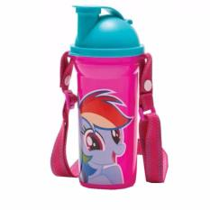Tupperware Little Pony Tumbler 400ML 1 pcs + Strap