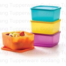 Tupperware Small Summer Fresh 2 pcs - Mix Colour