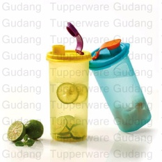 Tupperware Summer Bottle 1pcs - Warna Acak