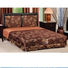 Uniland Spring Bed Termurah Beauty Bed Komplit Set 160x200
