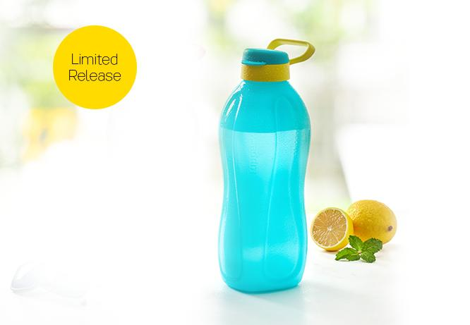 Tupperware Eco Bottle 2L with Handle (1) - Tosca