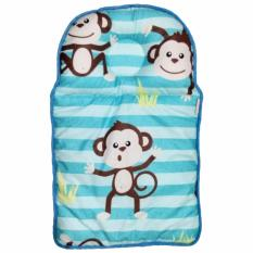 BABY DOES Perlak Pangku 65 x 40 cm Dancing Monkey