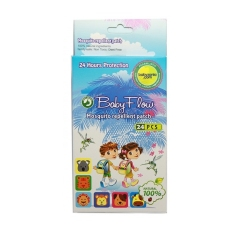 Baby Flow Stiker Anti Nyamuk 24 Pack