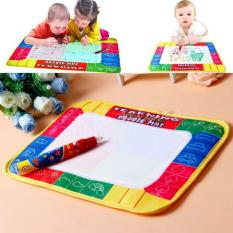"Baby Water Drawing Lukisan Menulis Mat Board + Magic Pen DoodleToy Hadiah Bandung Photo: ""-anak Anak-Intl"