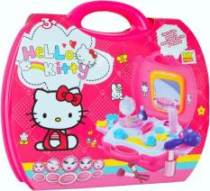 BEAUTY SET HELLO KITTY KOPER - MAINAN MAKE UP DANDAN