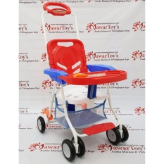 Chair stroller FAMILY FC-8288 RED (Original)