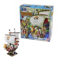 Kapal One Piece Thousand Sunny Bandai Figure Kapal Thousand Sunny Kws - Ea699e - Original Asli