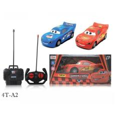KPS Mainan Anak RC Mobil Remot Speed Cars with Lights  4T-A2 - Model Random