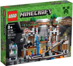 Lego 21118 Minecraft : The Mine