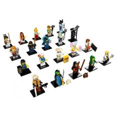 Lego Minifigures The Lego Ninjago Movie Series 1 Set / 20 Pcs (71019 ) - Osj4q6