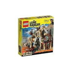 LEGO The Lone Ranger # 79110 Silver Mine Shootout Guns Gang Treasure