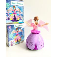MAINAN ANAK DANCE PRINCESS BONEKA GOYANG BONEKA DANCING PRINCESS