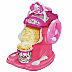 Mainan Anak Hello Kitty Ice Cream Maker  Pembuat Ice Cream