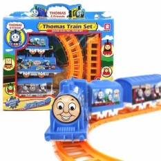 Mainan Anak Thomas Mini Train Track Set
