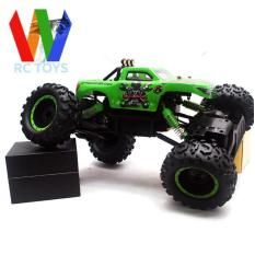 Mainan Rc Remote Control Off Road Rock Crawler Truck Pickup 4Wd - Ug5jil