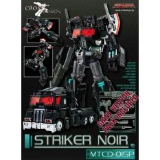 Maketoys Cross Dimension Mtcd-01Sp Striker Noir - Fcyqpg