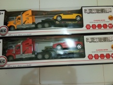 RC Truk Bawa Mobil RC Surmount Contruction