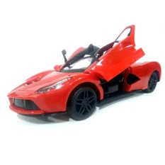 Remote Kontrol Mobil Mainan Super Car Lambor 618-5A - RED