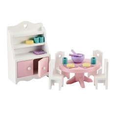 Rosebud Dining Room Set