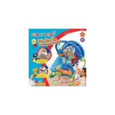 Sugar Baby Bouncer Premium 10 In 1 Rocking Kursi Goyang Bayi Sugarbaby