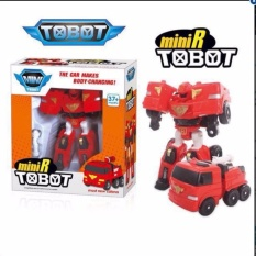 Tobot Mini R Transform Robocar Mainan Anak