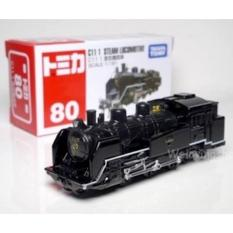 Tomica No 80 Locomotive Kereta Api Miniatur Train Replika Diecast - 996Eae - Original Asli