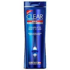 Clear Shampo Complete Soft Care Men 340 ML
