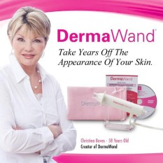DermaWand Skin Care - ORIGINAL - Facial Treatment /Setrika Wajah /Perawatan & Pembersih Kulit Wajah- As Seen On TV, Take Years Off The Appearance Of Your Skin.