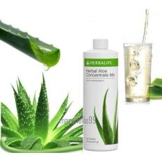 HERBAL ALOE CONCENTRATE HERBALIFE # Pelangsing & pengganti makan