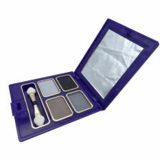 Inez Eye Shadow Collection Eyeshadow Pallete - Vienna 10