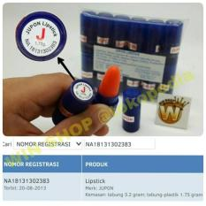 JUPON MINI LIPSTICK ORIGINAL BPOM