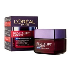 loreal revitalift laser 3x night cream -50gr