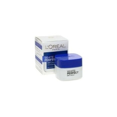 LOREAL WHITE PERFECT DAY CREAM SPF 17 PA++ Whitening+Even Tone