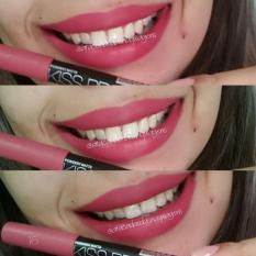 Me Now Kiss Proof Longlasting Soft Matte Creamy Lipstick (No. 16 Terpopuler) - 1 Pcs