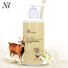 NR Kambing Whitening Body Milk Moisturizing Whitening Body Lotion untuk Kulit Ayam-Intl