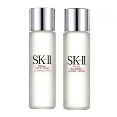 SK-II Facial Treatment Clear Lotion - 30 ml - 2 Botol