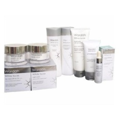 Wardah Paket White Secret Lengkap 7pcs