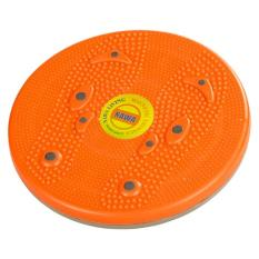 Alat Pelangsing Tubuh Magnetic Trimmer Jogging Body Plate - Orange