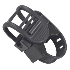 LED Lenser Bicycle Mount Clip - Hitam