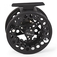 Sougayilang Fly Fishing Reel dengan Arbor 2 + 1 BB CNC Mesin Aluminium Alloy Body Spool Bagus untuk Air Tawar Bass Fly Fishing-Intl