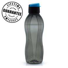 Tupperware Eco Man Black (Botol Olahraga)