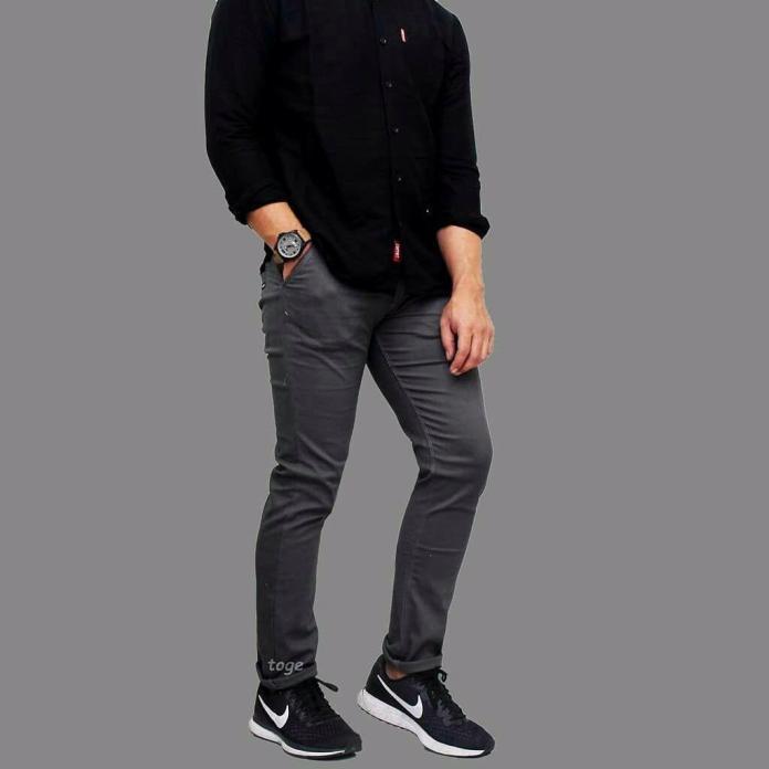 celana panjang chino pria - chino pants original berkualitas