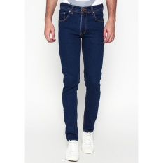 2Nd RED Celana Jeans Pria Slim Fit Denim Premium Biru Tua-Eksis Collection133253