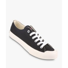 Airwalk New Basic Canvas Men's Sneakers Shoes - Hitam